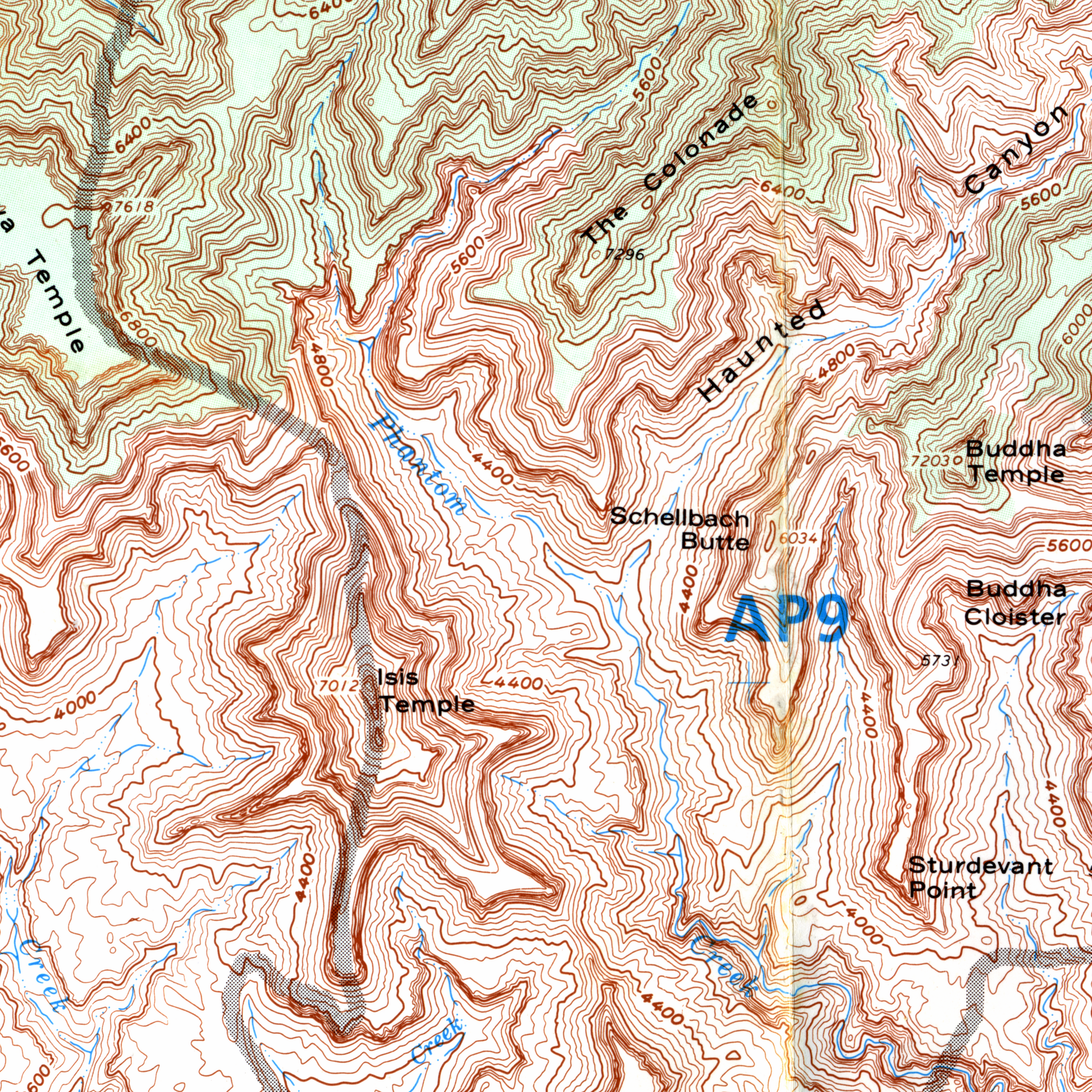 Topographic Map Grand Canyon.Print Quality Of Topographic Maps Reviews